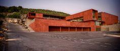 Bodega Pago de Carraovejas in Penafiel by Estudio Amas4arquitectura
