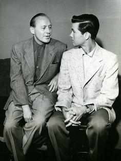 Jack Benny & Johnny Carson