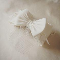 #robedemarieesetsukoaoki #wedding #dress #weddingdress #bride #silk #couture #instafashion #fashion #headpiece #instawedding #hautecouture  #madebyhand #handmade #bonnet #ribbon #ボンネ #セツコアオキ #ウェディングドレス #シルク #アクセサリー #リボン #ヘッドピース #アクセサリー小物類無料