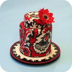 Dahlia's Custom Cakes: Alessandra
