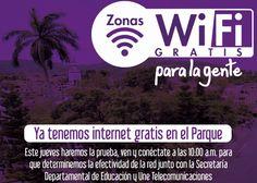 Las nuevas zonas WiFi han sido la herramienta principal para actividades educativas, investigativas, familiares y laborales para más de 50 mil personas