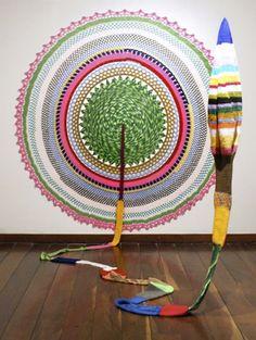 Carolina Ponte | Radical Fiber Art