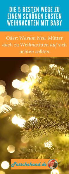 """""""Last Christmas"""": Über fehlende Vorfreude sowie meine Sorgen rund um mein erstes Weihnachten als Mutter berichte ich ehrlich in diesem Beitrag."""