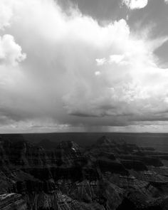 Grand Canyon North Rim Summer Monsoon Cloudburst photography by Tammy Winand on #500px