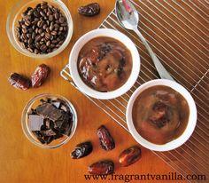 Vegan Sticky Toffee Mocha Pudding