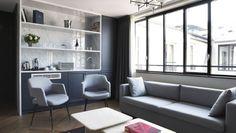 Hôtel luxe Paris 2ème - Suite Bachaumont - Hôtel Bachaumont
