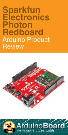Sparkfun Electronics Photon Redboard :: Arduino Product Review - CLICK HERE for review http://arduino-board.com/boards/sparkfun-photon-redboard