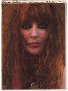 Bohemian like you: Vali Myers the Witch of Positano Season Of The Witch, Idole, Patti Smith, Music Film, Before Us, Positano, Red Hair, Redheads, Like You