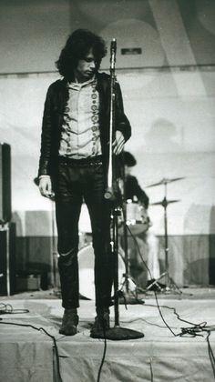 Jim Morrison by Gloria Stavers
