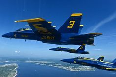 Blue Angels over Pensacola, Florida Fixed Wing Aircraft, Cape Canaveral, Jet Engine, Blue Angels, Military Aircraft, Really Cool Stuff, Fighter Jets, Aviation, Blues
