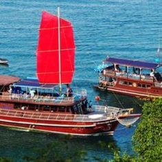 Ko Samui Boat Charteris currently recruiting an assistant sales manager to maintain our long lasting relationships between Koh Samui Boat Charter and luxury resorts and major agents on Koh Samui. The key role of this position is to engage resorts and agents in promoting and offering our tours,...     #Samui #Jobs