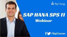 #SAP_HANA #bigclasses #online #training #courses #OnlineTraining #tutorials #OnlineClasses  To know more details on SAP HANA click here and call us:- http://bigclasses.com/sap-hana-online... , +91 800 811 4040 For regular Updates on SAP HANA please like our Facebook page:- Facebook:- https://www.facebook.com/bigclasses/ Twitter:- https://twitter.com/bigclasses LinkedIn:- https://www.linkedin.com/company/bigc... Google+: https://plus.google.com/+Bigclasseson... SAP HANA