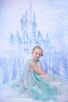 FabBackdrops - Fab Drops Photography Backdrop - Winter Princess Frozen Castle (http://www.fabbackdrops.com/fab-drops-photography-backdrop-winter-princess-frozen-castle/)
