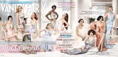 2012: Rooney Mara, Mia Wasikowska, Jennifer Lawrence, Jessica Chastain, Elizabeth Olson, Adepero Oduye, Shailene Woodley, Paula Patton, Felicity Jones, Lily Collins, Brit Marling