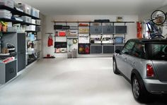 Simplify your garage storage space with these three easy tips!