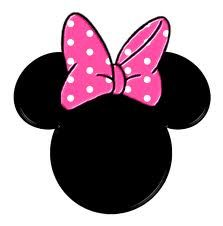 minnie mouse head - Google Search