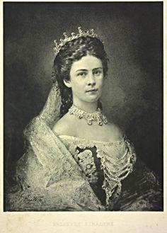 Empress Elisabeth of Austria Sissi, Antique Pictures, Vintage Photos, Austria, Elisabeth 1, Franz Josef I, Photo Souvenir, Tudor Era, Royal King