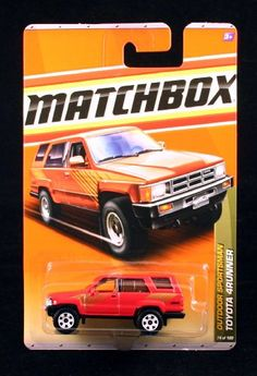 Diecast Toyota 4runner >> 1000+ images about Toyota Toys and Models on Pinterest | Toyota celica, Toyota fj cruiser and Toyota