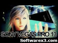 Sony vegas Pro 13 Serial number Crack download full free
