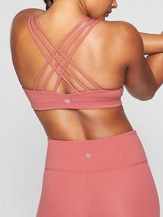 bcd74d421c7 this sports bra has three things I love  1. no hook closure 2