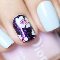PSHIIIT nail art  | See more nail designs at http://www.nailsss.com/nail-styles-2014/