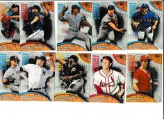 2016 Topps Series 1 Pressed Into Service Complete Set (10 Cards)
