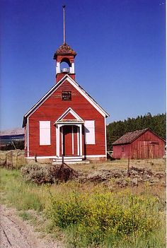 Old Schoolhouse Leadville, CO