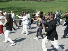 Qigong, fitness for the body, mind & soul