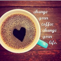Why drink regular coffee when you could drink #slimroastcoffee ☕️ that's all-natural, alkaline, burns fat, reduces sugar absorption and cravings, elevates mood and so much more!? Try our amazing coffee today at http://www.getslimwithcoffee.com/DrinkPoundsAway #lovemyjob #coffee #coffeetime #changeyourlife #maketheswitch #burnsfat #weightloss #delicious #loseweịght #slimmingworld