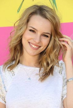 Bridgit Claire Mendler is an American singer-songwriter, musician, producer and actress. She plays Teddy Duncan in the Disney Channel Original Series Good Luck Charlie and appeared in the 2009 made for television film Labor Pains.   Songs Hurricane	2012 Ready or Not	2012 Hang in There Baby	 Blonde	2012 Somebody	 This Is My Paradise	 Top of the World	2012 City Lights	2012 Postcard	2012