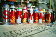 Spraypaint by tastygoldfish, via Flickr