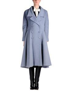Balenciaga Grey Lapel Daily Wear Trench Coat by MichelesPassion