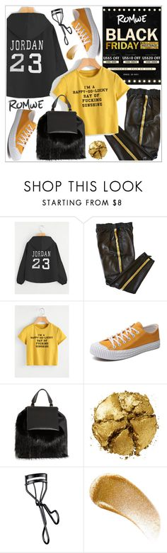 """""""Romwe"""" by teoecar ❤ liked on Polyvore featuring Emilio Pucci, Marni, Pat McGrath, NARS Cosmetics and BBrowBar"""