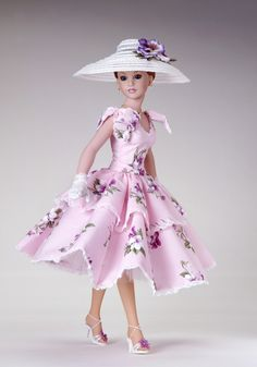 """Robert Tonner's Kitty Collier Collection    """"Summertime Swing"""" - Dressed 18 inch Kitty Collier Doll - Produced in 2002."""