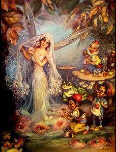 'Peg's Fairy Book' by Peg Maltby