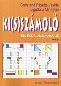 Kiszámoló 4. osztály After School, Periodic Table, Diagram, Album, Education, Learning, Math, Books, Kids