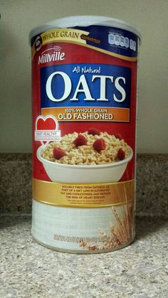 Millville Old Fashioned Oats Recipes On Pinterest