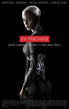 Ex Machina (2015) - US One Sheet