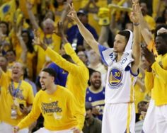 adbeaa812 NBA Finals 2016  Golden State Warriors Take Home Second Win