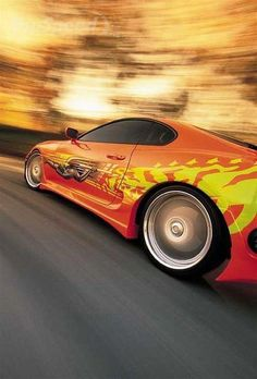 """1995 Toyota Supra Turbo MK-IV """"The Fast And The Furious"""" Pictures, Photos, Wallpapers Toyota Supra – This model is my favorite car of all time! Toyota Supra Turbo, Autos Nissan, Nissan Gt, Nissan 370z, Car Iphone Wallpaper, Car Wallpapers, Jdm Wallpaper, Fast Sports Cars, Fast Cars"""