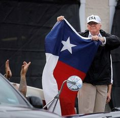 President Trump Donates  1 Million Dollars To Harvey Relief... Remember he also refused a Salary From The United States.