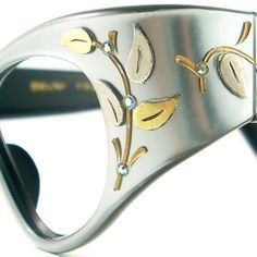 Vintage  Cat Eye Glasses Eyeglasses by VintageEyeglassesCat