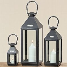 lantern Rana s/3 H23-55cm