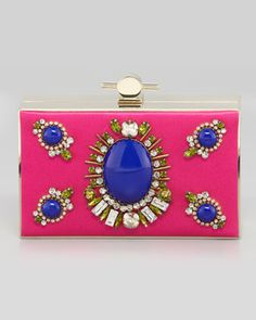Karlie Box Clutch Bag by Jason Wu at Neiman Marcus.