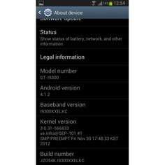 Android Jelly Bean update (Premium Suite) now rolling for the Galaxy S III