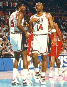 Greatest Game nobody ever saw (Olympics 1992, Dream Team Scrimmage)