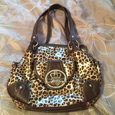 f65d0e81e557 Kathy VanZeeland cheetah purse Excellent condition! Cheetah purse. No  stains in side. Great