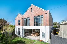 Sun-filled contemporary family home - Houses for Rent in Cape Town, Western Cape, South Africa Exposed Brick, Open Plan, Cape Town, Renting A House, South Africa, Home And Family, Houses, Windows, Doors