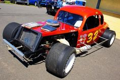 1939 Chevy Modified Stock Car