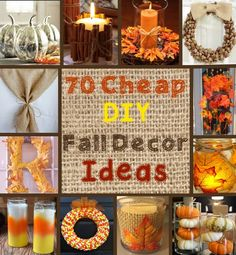 Fall is my favorite time of year – pumpkin everything, cool weather, autumn foliage, and fun Fall activities. So, obviously, I LOVE decorating for ...